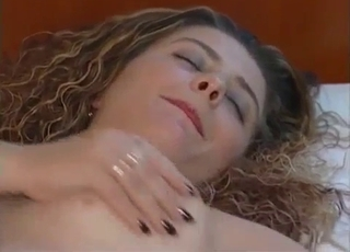 Hairy pussy mommy licked by her boy