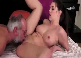 Intense daddy/daughter fucking here
