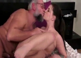 Intense daddy/daughter fucking here