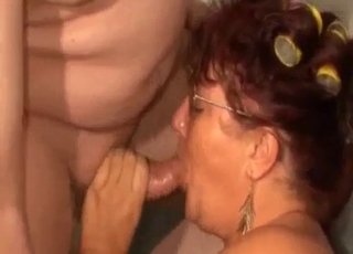 Tanned MILF fingered and ruined