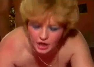 Impressive incest anal fucking video
