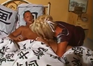 Mommy wants to take care of that cock