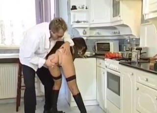 Cool Euro stud fucking his own mother