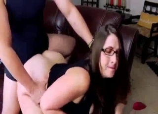 Big booty babe fucking her brother